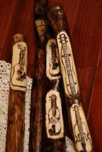 Spike's Sticks